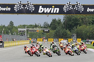MotoGP Breaking news MotoGP confirms new five-year deal for Brno