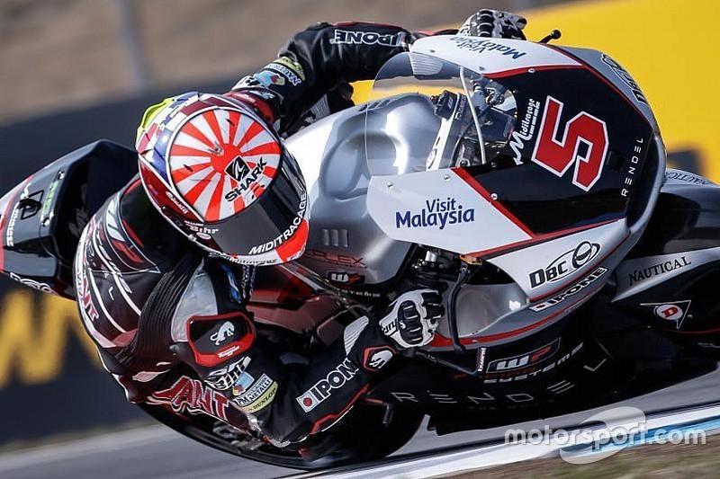 Imbatível, Zarco vence prova da Moto2 em Brno