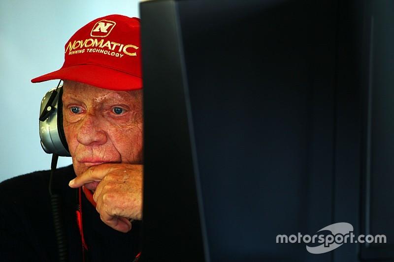 """Lauda: """"La MotoGp è uno spettacolo incredibile"""""""