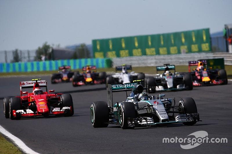 Mercedes - Nos rivaux profiteront de chacune de nos erreurs