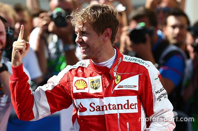 Vettel pode se tornar o maior pontuador da história da F1 em Spa