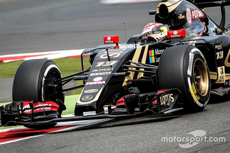 Гастальди: Lotus заслуживает лучших результатов