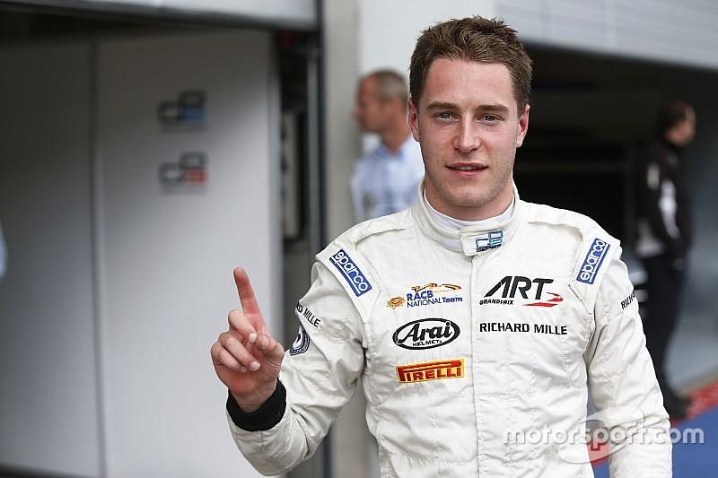 Spa GP2: Vandoorne hangs on for home pole position