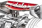 Ali svergolate: la prima in 3D è stata quella McLaren