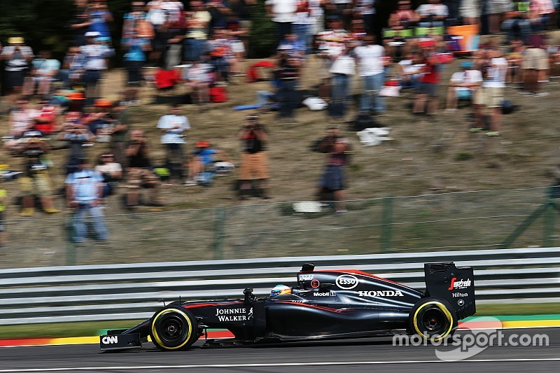 McLaren-Honda incapable de confirmer un gain de performance
