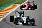 Spa, Libere 3: Hamilton fa il vuoto, ma Vettel è terzo
