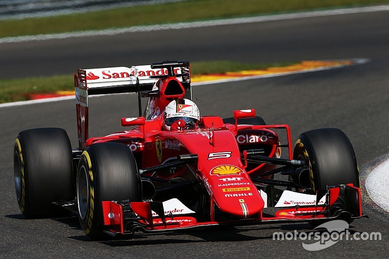Ferrari on Belgian GP: A complicated qualifying