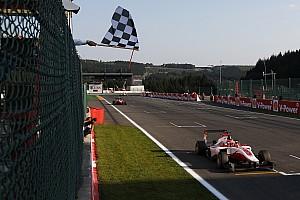 GP3 Breaking news Ocon penalised, Bernstorff inherits Spa victory