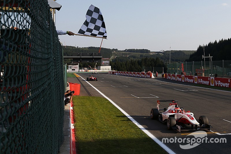 Ocon penalised, Bernstorff inherits Spa victory