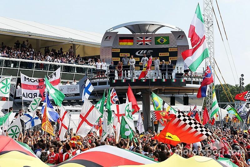Pas de garantie pour Monza ; Sotchi bientôt de nuit?