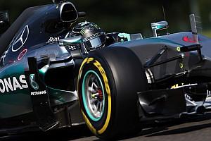 Formule 1 Résumé de course Rosberg deuxième malgré un mauvais départ