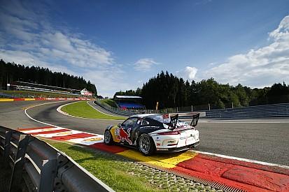 Spa - Loeb peu en réussite en Porsche Supercup