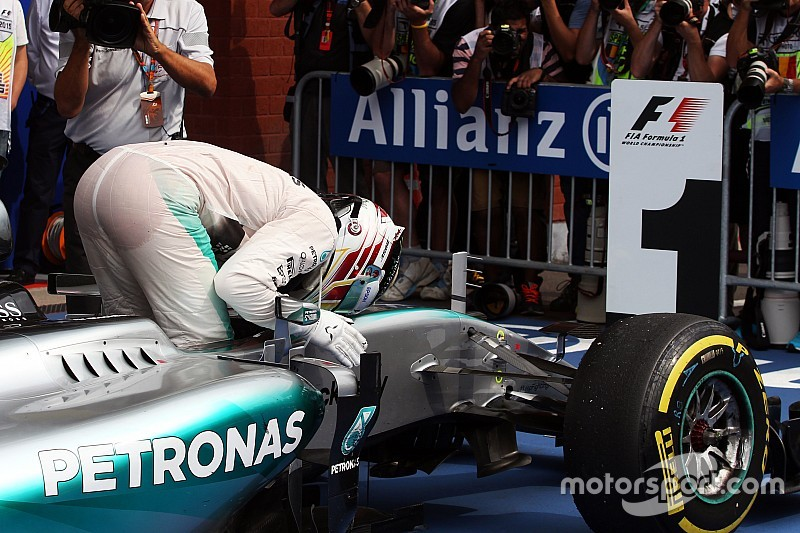 """Wolff says Spa win """"very important"""" for Mercedes"""