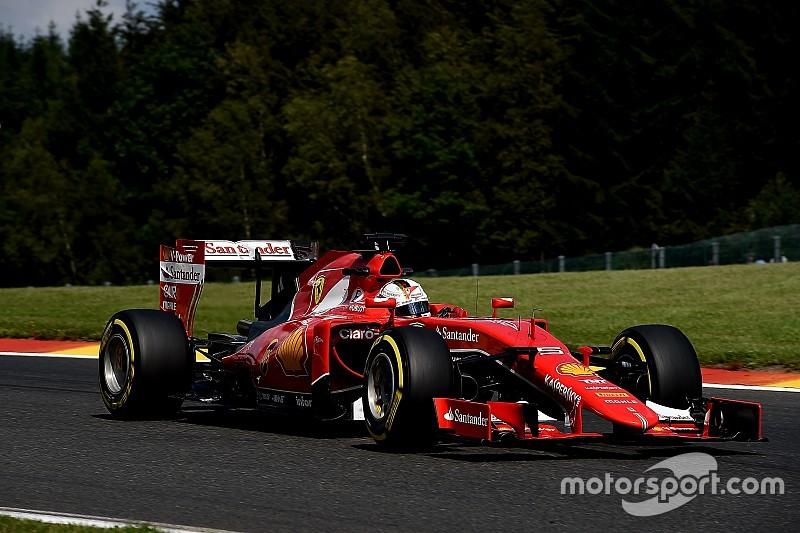 Ferrari listo para usar tokens en Monza