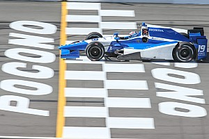 IndyCar Breaking news Tristan Vautier penalized for Rahal crash