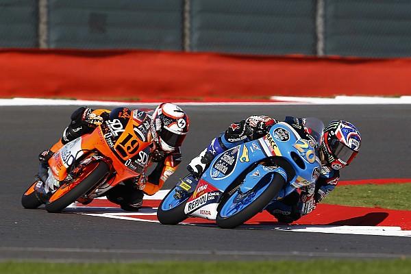 Tonucci tradito da problemi alla moto a Silverstone