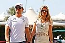 Rosberg se convierte en un padre antes del GP italiano