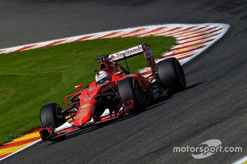Pirelli завершила расследование инцидента с Феттелем
