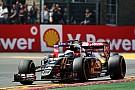 Lotus va camino a Monza