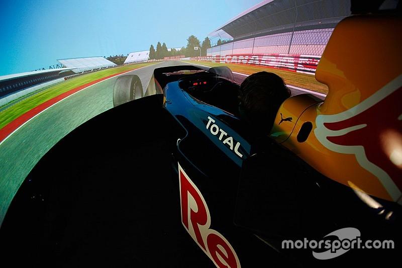 Как это работает: симулятор Red Bull Racing