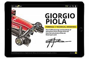 General Motorsport.com news Motorsport.com Acquires Giorgio Piola's F1 Technical Archive