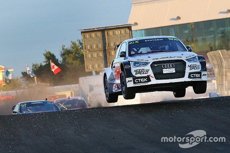 Timo Scheider to do one-off World Rallycross appearance