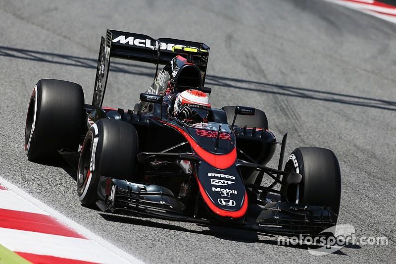 McLaren вернётся в Монце к длинному носовому обтекателю