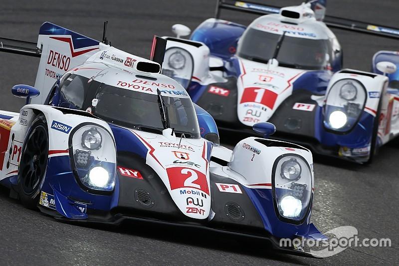 丰田确认2016赛季使用V6涡轮增压引擎参赛