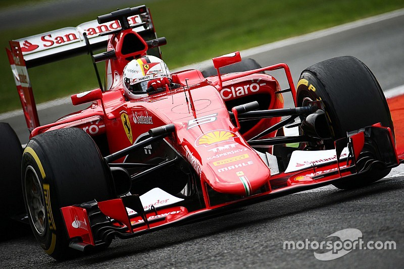 Vettel lamenta diferença para Mercedes, mas segue confiante