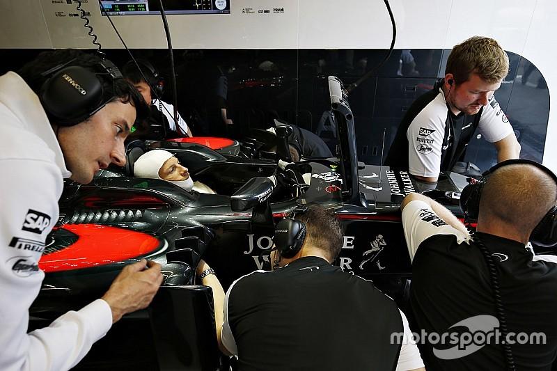 Button staying positive despite Monza struggles