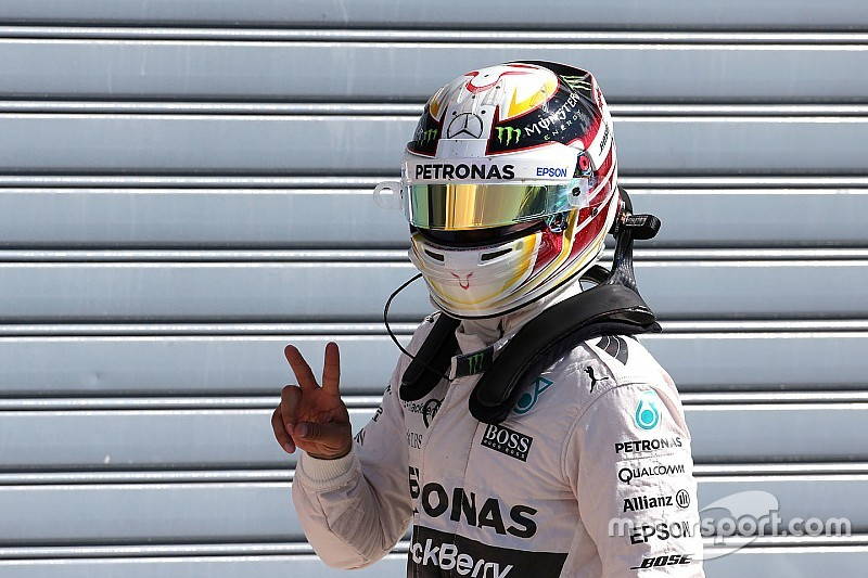 Hamilton considera que fue mejor en Spa