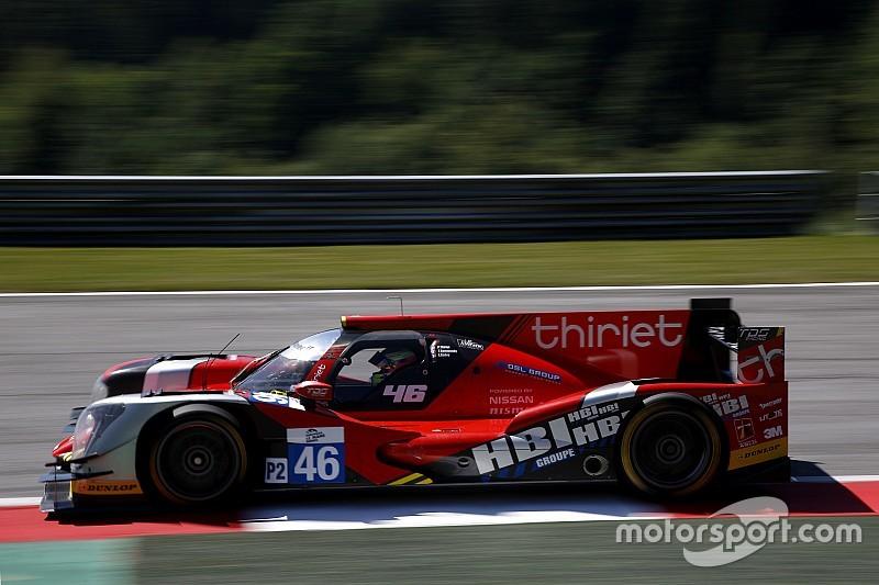 Thiriet by TDS Racing en tête des essais libres au Castellet