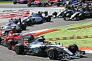 Course - Hamilton seul au monde, Rosberg perd très gros!