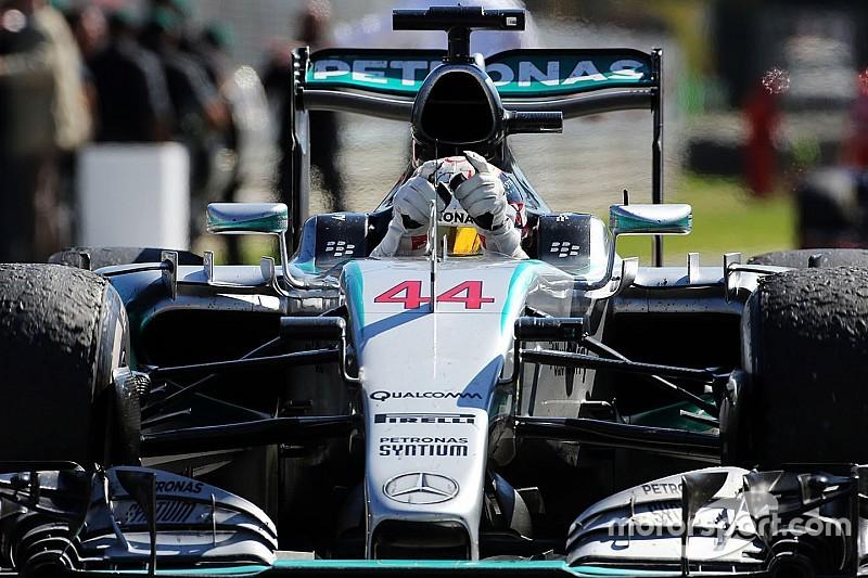 Hamilton llega a 40 victorias