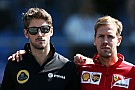 Romain Grosjean convoité par Haas