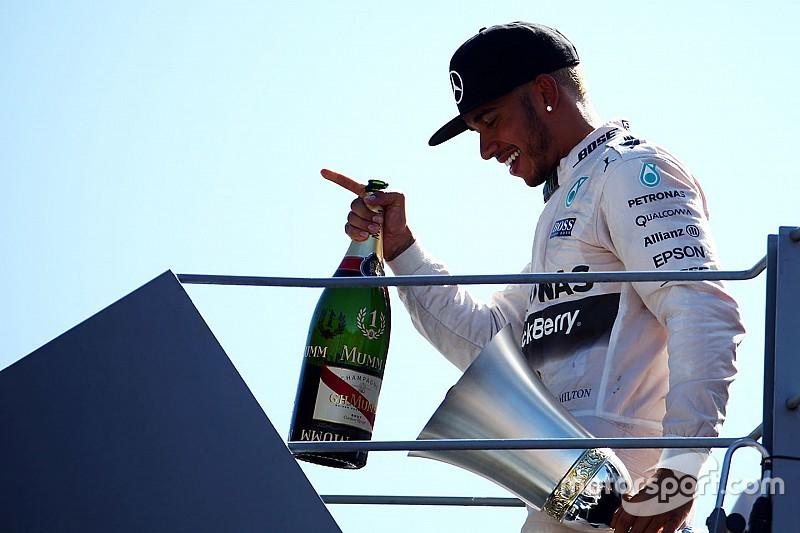 Hamilton vede Senna: può eguagliarlo a Singapore
