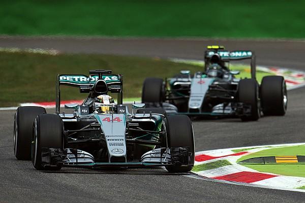 Шинный скандал на Гран При Италии. Полная версия