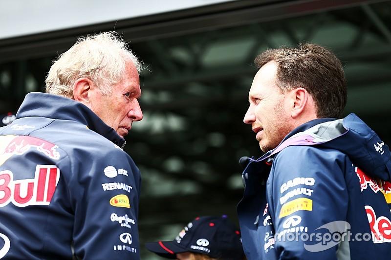 Red Bull quer que Mercedes se arrependa de negar motores