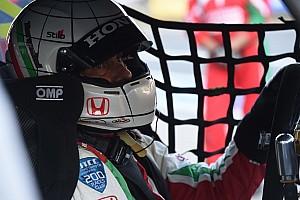 WTCC Testing report Gabriele Tarquini leads Honda 1-2 in first Motegi test session