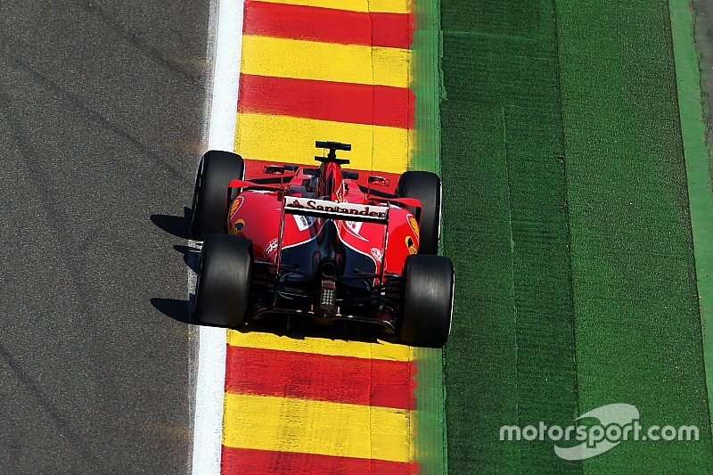 F1 seeking solution for track limits abuse
