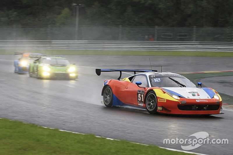 Multiple title candidates at Nürburgring season finale
