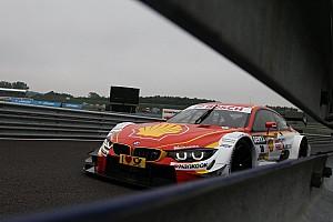DTM Отчет о тренировке Гонщики BMW впереди по итогам пятницы