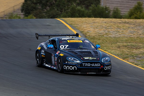 TRG-Aston Martin Racing looks for a final victory to finish the 2015 World Challenge season