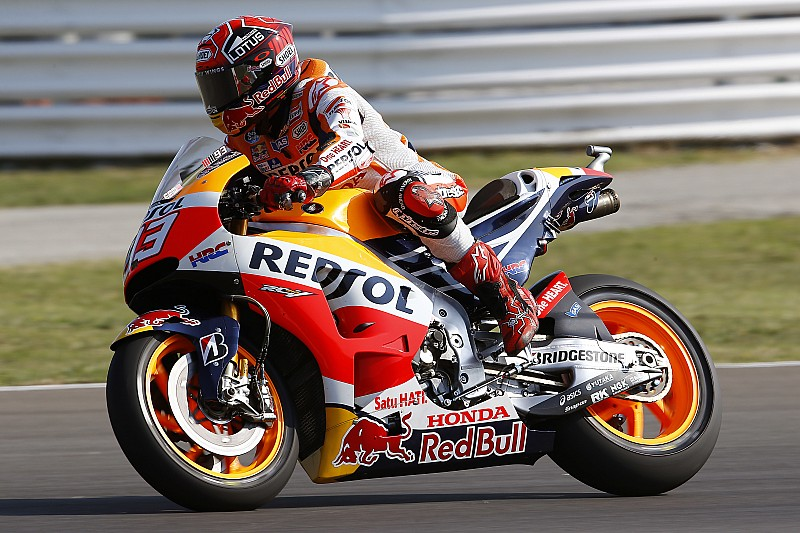 Positive first day in San Marino for Repsol Honda Team