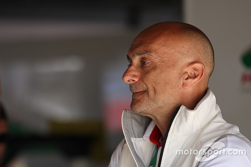 Tarquini penalised for incident with Ma Qing Hua