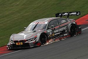 DTM Отчет о гонке Бломквист отпраздновал дебютную победу в DTM