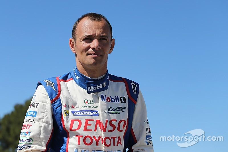 Sarrazin fera un retour en WRC en Corse