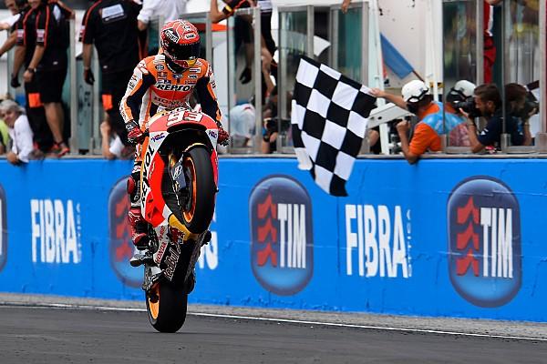 Las mejores fotos del GP de San Marino de MotoGP