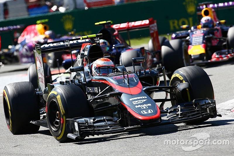 """McLaren - """"Nous avons l'intention de garder Button"""""""