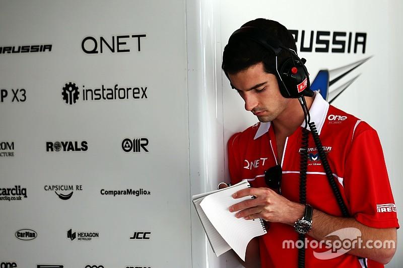 Alexander Rossi prende il posto di Merhi alla Manor?